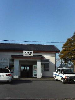 常磐線草野駅